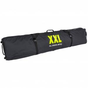 XXL skibag m/hjul, to par alpinski og staver One size