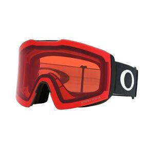 Oakley Fall Line XL Black - Goggles - Prizm Snow Rose