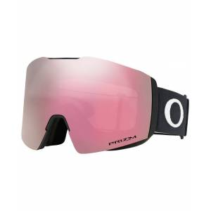 Oakley Fall Line XL Black - Goggles - Prizm Snow HI Pink