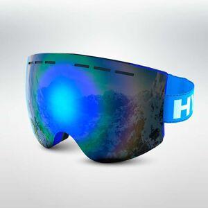 Seventy Seven Hypesnow Blue N Black Skidglasögon