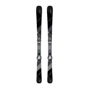 Elan Snow Black OB inkl. ELW 9.0 Skidor med bindningar 158 cm