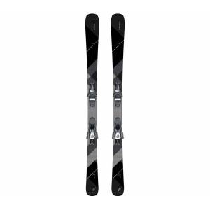 Elan Snow Black OB inkl. ELW 9.0 Skidor med bindningar 152 cm