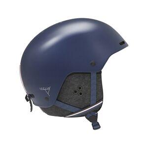 Salomon Spell+ Helmet wisteria navy/blue bird