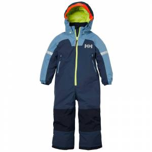 Helly Hansen Kids Legend Ins Suit Blå