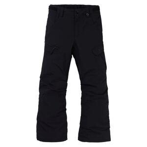 Burton Boys Exile Cargo Pants Svart