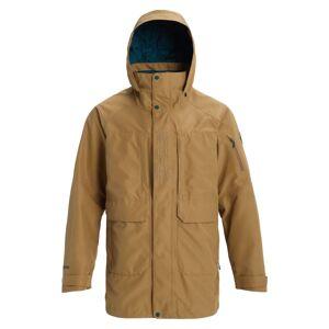 Burton Men's Gore Vagabond Jacket Beige