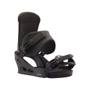 Burton Men's Custom Re:Flex Snowboard Binding Svart
