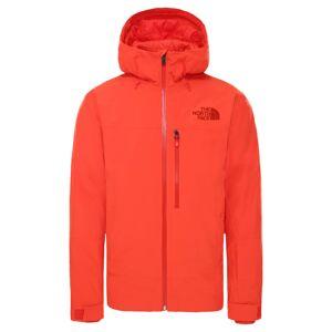 The North Face Men's Descendit Jacket Orange