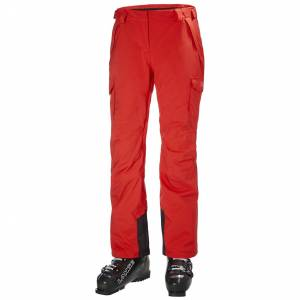 Helly Hansen W Switch Cargo 2.0 Pant M Red