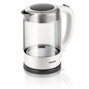 AVANCE COLLECTION KETTLE 2 200W, GLASS/METAL