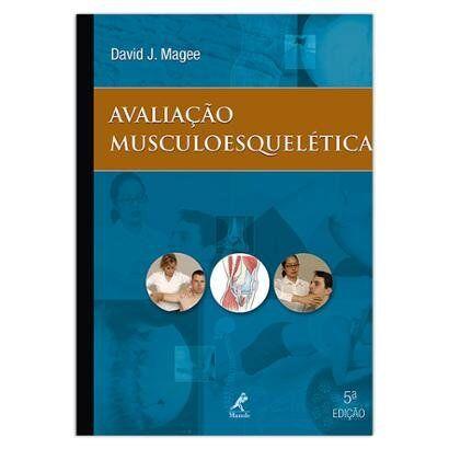 Avaliao Musculoesqueltica  5 Edio - Unissex