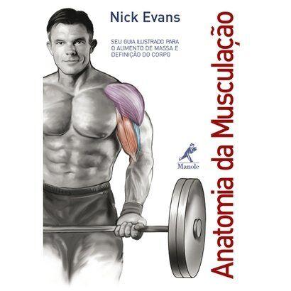 Livro - Anatomia da Musculação - Unissex