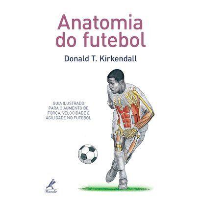 Livro - Anatomia do Futebol - Unissex