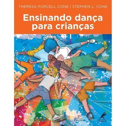 Livro - Ensinando Dança para Crianças 3ª ed. - Unissex