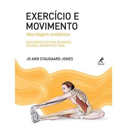 Livro - Exerccio e Movimento - Abordagem Anatmica - Unissex