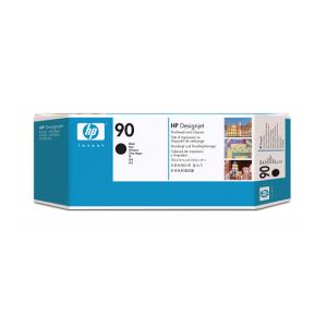 HP 90 sort  printhoved -  Original