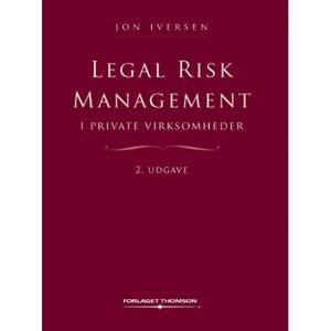 Jon Iversen Legal Risk Management i private virksomheder