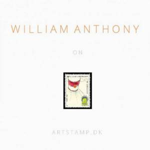 Sam Jedig William Anthony on artstamp.dk
