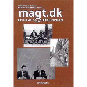 Magt.dk: Kritik af Magtudredningen