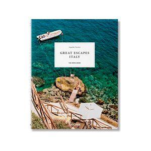 Bog: Great Escape Italy - Af Angelika Taschen - 360 sider - Hardcover
