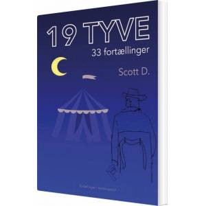 Scott 19 Tyve - Scott D - Bog