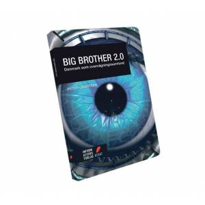 Brother Big Brother 2.0 - Peter Lauritsen - Bog