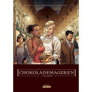 Chokolademageren 1: Butikken - Corbeyran - Tegneserie