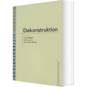 Dekonstruktion - Stefan Iversen - Bog