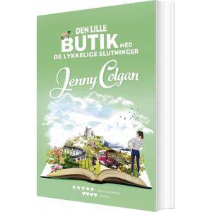 Den Lille Butik Med De Lykkelige Slutninger - Jenny Colgan - Bog