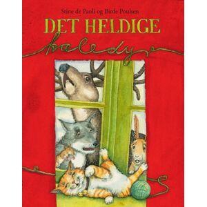 Det Heldige Kæledyr - Birde Poulsen - Bog