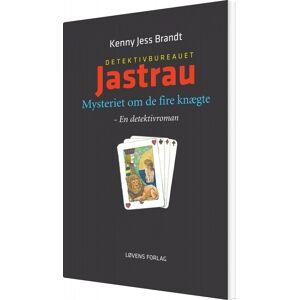 Brandt Detektivbureauet Jastrau - Kenny Jess Brandt - Bog