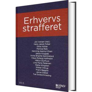 Erhvervsstrafferet - Jon Iversen - Bog