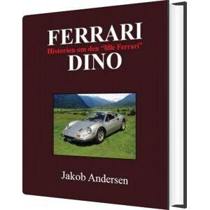 Acer Ferrari Dino - Jakob Andersen - Bog