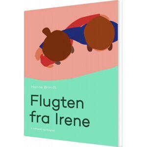 Brandt Flugten Fra Irene - Hanne Brandt - Bog