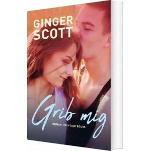 Scott Grib Mig - Ginger Scott - Bog