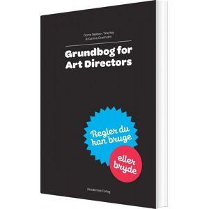 ART Grundbog For Art Directors - Dorte Nielsen - Bog