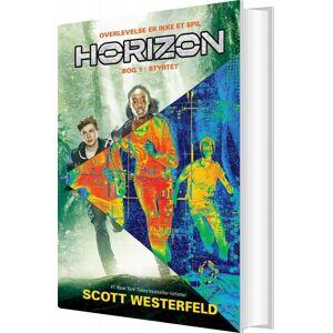 Scott Horizon 1: Styrtet - Scott Westerfeld - Bog