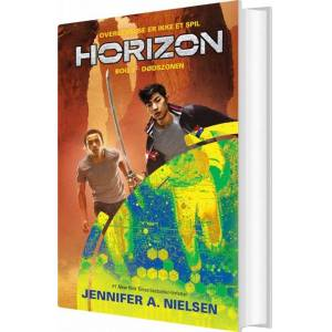 Scott Horizon 2: Dødszonen - Scott Westerfeld - Bog