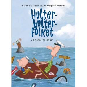 Hulter-bulter-folket - Bo Odgård Iversen - Bog