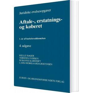 Juridiske øvelsesopgaver  Aftale - Torben Iversen - Bog