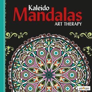 ART Kaleido Mandalas Art Therapy Black - Diverse - Bog