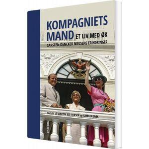 Kompagniets Mand - Martin Jes Iversen - Bog