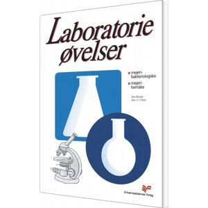 Brandt Laboratorieøvelser - Mejeribakteriologiske, Mejerikemiske - Jens Brandt - Bog