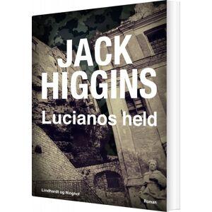 Lucianos Held - Jack Higgins - Bog
