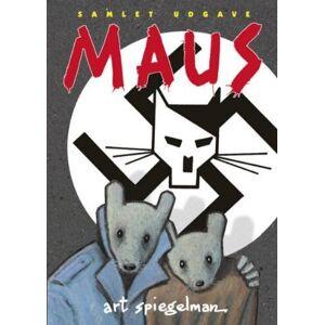ART Maus - Art Spiegelman - Tegneserie