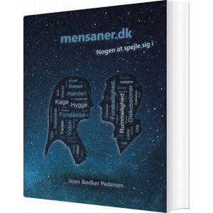 Mensaner.dk - Joan Bødker Pedersen - Bog