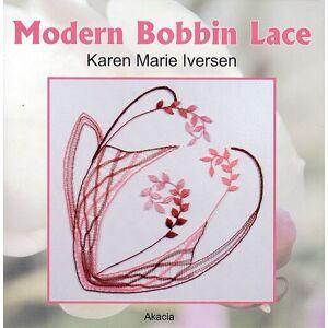 Modern Bobbin Lace - Karen Marie Iversen - Bog