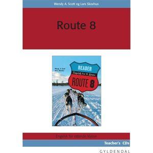 Scott Route 8 - Wendy A. Scott - Bog