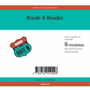 Scott Route 9 - Wendy A. Scott - Bog