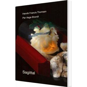 Brandt Sagittal - Per Aage Brandt - Bog